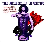 frank zappa / mothers of inventions - wollman rink, central park, ny, august 3rd 1968 (180 gr.)