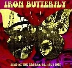 iron butterfly - live at the galaxy, LA, july 1967
