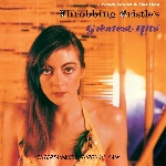 throbbing gristle - greatest hits (clear orange)