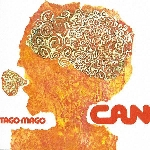 can - tago mago (ltd. orange vinyl)
