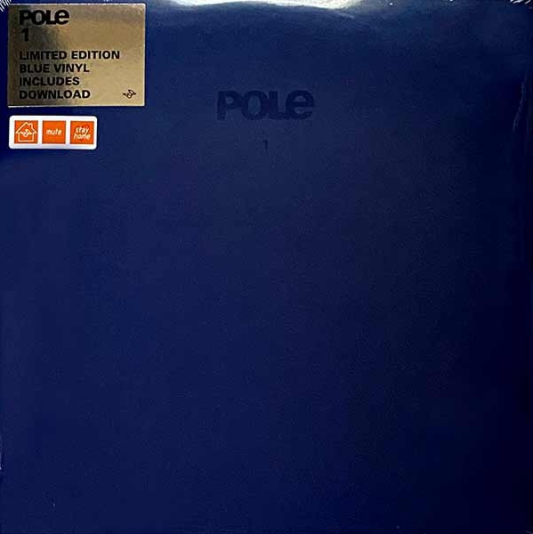 pole - 1 (limited ed. blue vinyl)