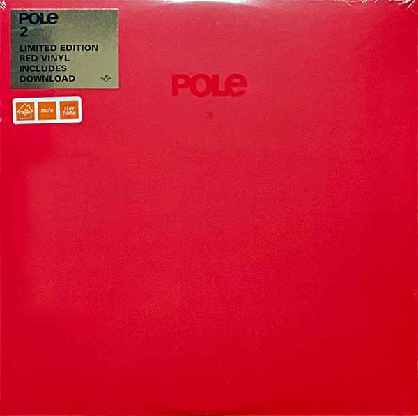 pole - 2 (limited ed. red vinyl)