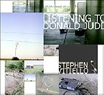 stephen vitiello - listening to donald judd