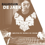 baudouin de jaer - compositions for geomungo and gayageum