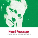 henri pousseur - early experimental electronic music 1954-72