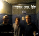 international trio ( badenhorst - swell - ravitz) - donkere golven