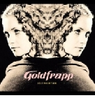 goldfrapp - felt mountain (white vinyl)