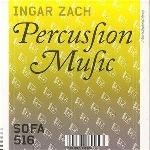 ingar zach - percussion music