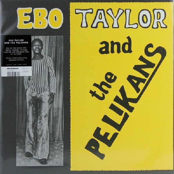 ebo taylor and the pelikans  - s/t