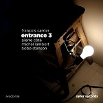 françois carrier trio + 1 - entrance 3