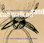 omri ziegele - irène schweizer - makaya ntshoko - where's africa trio, can walk on sand