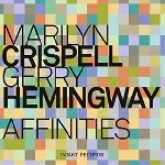 marilyn crispell - gerry hemingway - affinities
