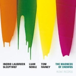 ingrid laubrock - liam noble - tom rainey - the madness of crowds