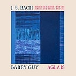 maya homburger, violin - j.s. bach - barry guy