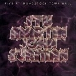 stu martin - john surman - live at woodstock town hall