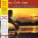 johnny cash - johnny cash sings hank williams (180 gr.)