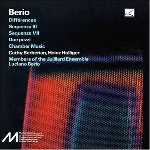 berio - différences sequenze III & VII due pezzi chamber music