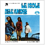 piero umiliani - le isole dell'amore (transparent blue vinyl)