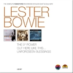 lester bowie - the complete remastered recordings on black saint & soul note
