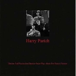 harry partch - plectra and percussion dances - satyr - play music for dance theater