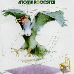 atomic rooster - s/t (180 gr.)