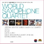 world saxophone quartet - the complete remastered recordings on black saint & soul note