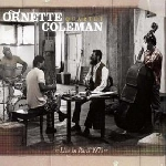 ornette coleman quartet - live in paris 1971