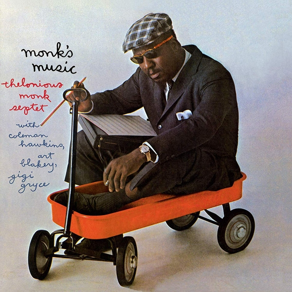 Thelonious Monk Septet - Monk's Music (red wax)