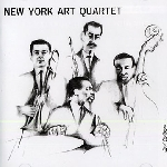 new york art quartet (rudd - tchicai - worrell - graves - jones) - s/t