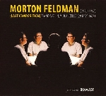 morton feldman - (last composition) piano, violin, viola, cello (28 may 1987)