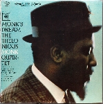 thelonious monk quartet - monk's dream (180 gr.)