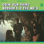 booker t. & the mg's - doin' our thing (180 gr.)