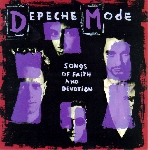 depeche mode - songs of faith and devotion (180 gr.)