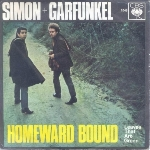 simon and garfunkel  - homeward bound (record store day 2015 release)