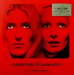 françois de roubaix - daughters of darkness (clear vinyl)