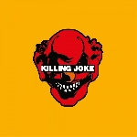 killing joke - killing joke (flaming vinyl)