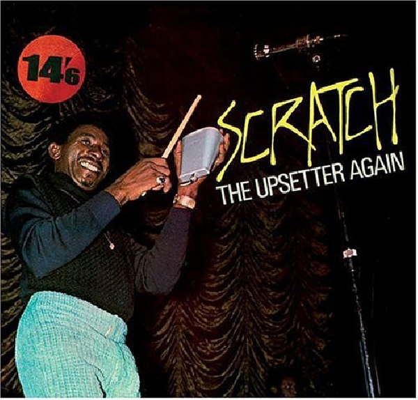 the upsetters - scratch the upsetter again