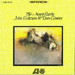 john coltrane & don cherry - the avant-garde