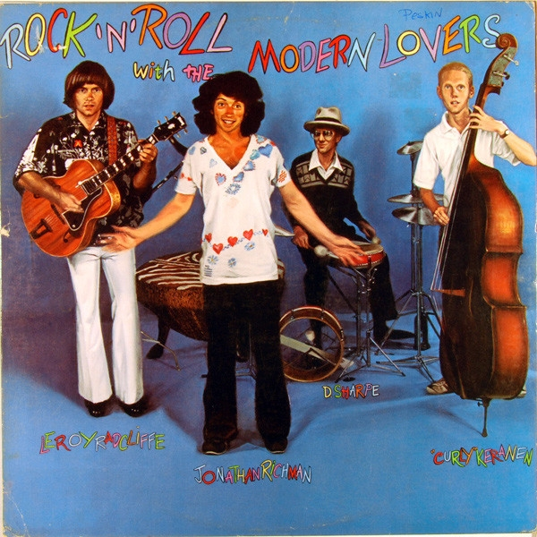 the modern lovers - rock'n'roll with the modern lovers