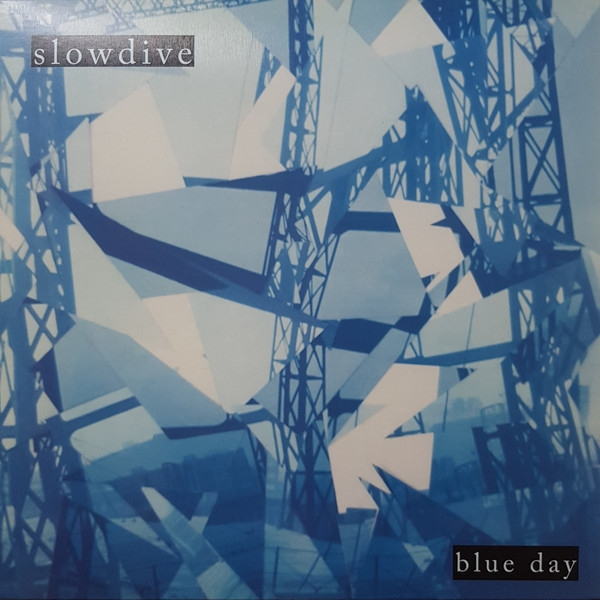 Slowdive - Blue Day (white marble vinyl)