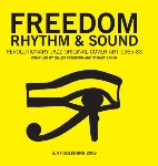 freedom rhythm & sound -  revolutionary jazz original cover art 1965-83
