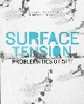 ken ehrlich & brandon labelle (cd selection by stephen vitiello) - surface tension - problematics of site