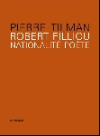 robert filliou - nationalite poete