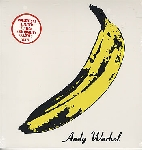 the velvet underground & nico  - andy warhol (hq yellow)