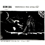 sun ra - monorails and satellites