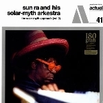 sun ra and his solar-myth arkestra - the solar-myth approach vol.2 (180 gr.)