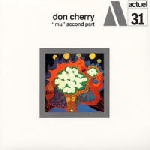 don cherry - mu, second part (180 gr.)