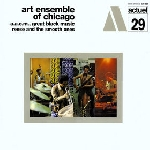 art ensemble of chicago - a.a.c.m., great black music - reese and the smooth ones (180 gr.)