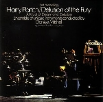 harry partch - delusion of the fury (180 gr.)