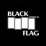 black flag - london 85